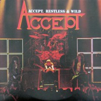 Accept - Restless And Wind, CAN