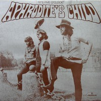 Aphrodite's Child - It's Five O'Clock, FRA (Or)