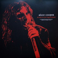 Alice Cooper - Alone In His Nightmare, UK