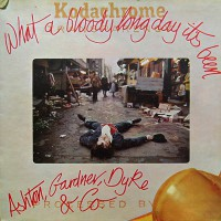 Ashton, Gardner & Dyke - What A Bloody Long Day It's Been