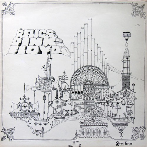 Pink Floyd - Relics, UK ( Or)