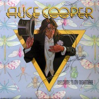 Alice Cooper - Welcome To My Nightmare, UK