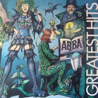 Abba - Greatest Hits, SWE
