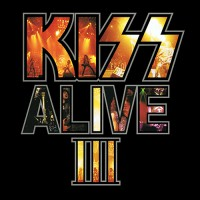Kiss - Alive III, US (Red)
