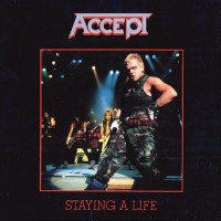 Accept - Staying A Life, D