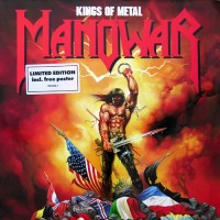 Manowar - Kings Of Metal (Poster)