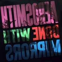 Aerosmith - Done With Mirrors, UK