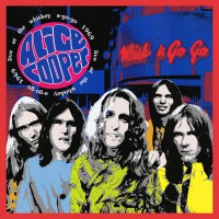 Alice Cooper - Live At The Whisky A-Go-Go 1969, UK (Or)