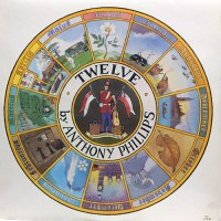 Phillips, Anthony - Private Parts And Pieces V - Twelve, US