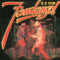 ZZ Top - Fandango, US (Or)
