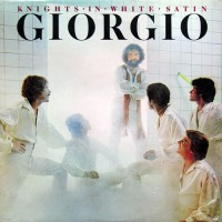 Moroder, Giorgio - Knights In White Satin, UK