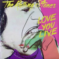 Rolling Stones, The - Love You Live, NL