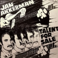 Akkerman, Jan - Talent For Sale, NL