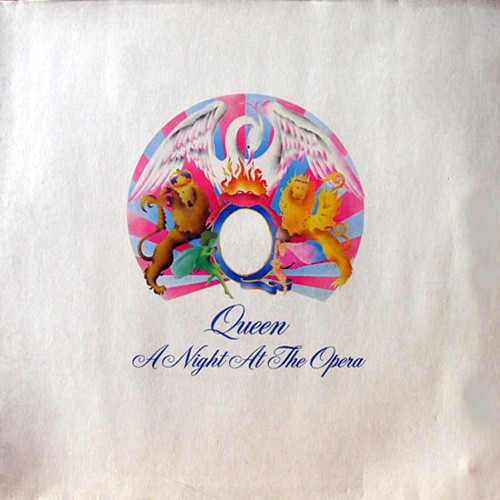 Queen - A Night At The Opera, D (Or)