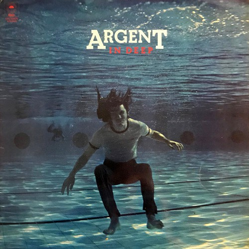Argent - In Deep, NL