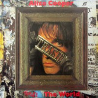 Alice Cooper - Trashes The World, EU