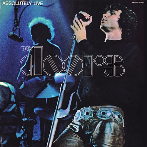 Doors, The - Absolutely Live, D (Or)