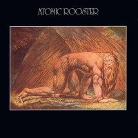 Atomic Rooster - Death Walks Behind You, UK