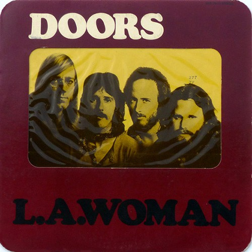 Doors, The - L.A. Woman, US (Or)