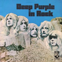 Deep Purple - In Rock, UK (1st)