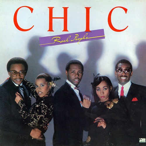 Chic - Real People, D