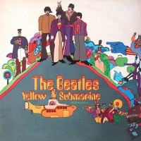 Beatles, The - Yellow Submarine, UK (Or, STEREO)