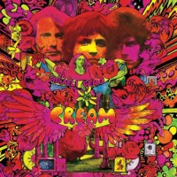 Cream - Disraeli Gears, UK (Or)