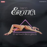 Disco Erotica - Various Artists, UK