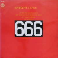 Aphrodite's Child - 666, FRA (Or)