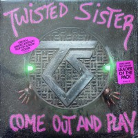 Twisted Sister - Come Out And Play, US (Limited Ed.)