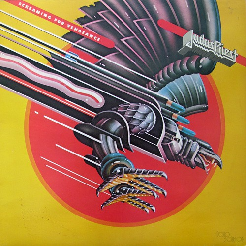 Judas Priest - Screaming For Vengeance, NL