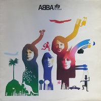 ABBA - The Album, SWE (Or)