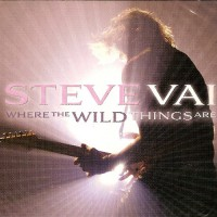 Vai, Steve - Where The Wild Things Are, US