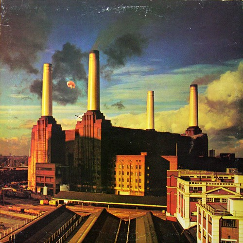 Pink Floyd - Animals, UK (Or)