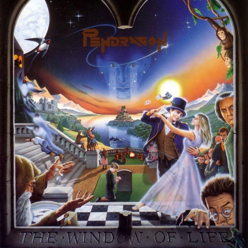 Pendragon - The Window Of Life, UK
