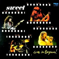 Sweet, The - Live In England!, ITA