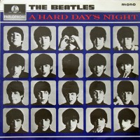 Beatles, The - A Hard Day's Night, UK (MONO)