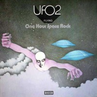 UFO - UFO II: Flying Spacerock, D (Or)