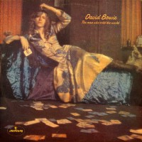 David Bowie - The Man Who Sold The World, UK