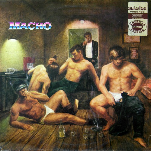 Macho - Roll, ITA