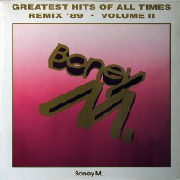 Boney M - Greatest Hits Of All Times, D