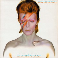 David Bowie - Aladdin Sane, UK