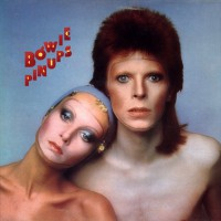 David Bowie - Pinups, UK