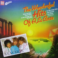 A La Carte - The Wonderful Hits