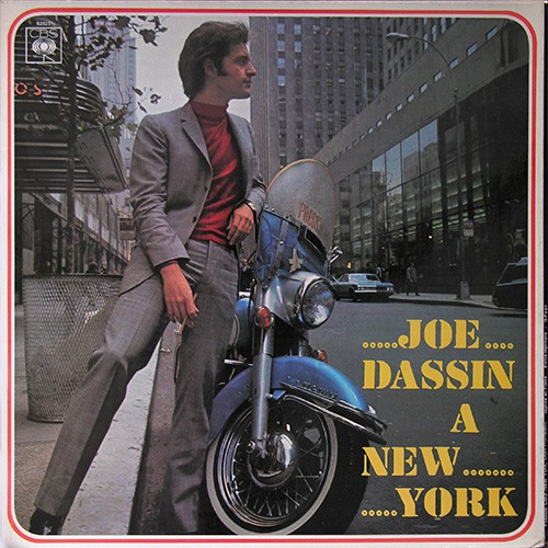 Dassin, Joe - A New York, FRA