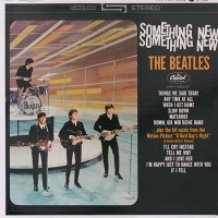 Beatles, The - Something New, US