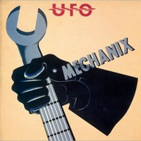 UFO - Mechanix, UK