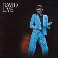 David Bowie - David Live, UK