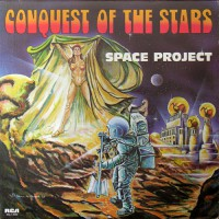 Space Project - Conquest Of The Stars, CAN
