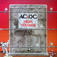 AC/DC - High Voltage, AUSTRALIA (Re_77)
